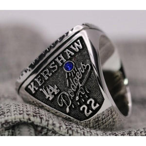 SPECIAL EDITION Los Angeles Dodgers NL Championship Ring (2017) - Premium Series