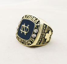 Load image into Gallery viewer, Notre Dame Fighting Irish College Football National Championship Ring (1973) - Premium Series