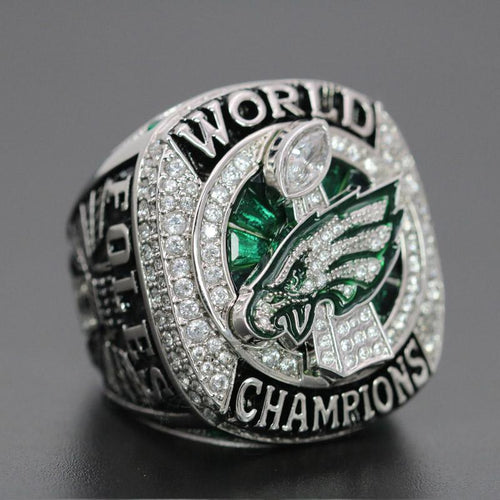 SPECIAL EDITION Philadelphia Eagles Super Bowl Ring (2018) - Premium Series