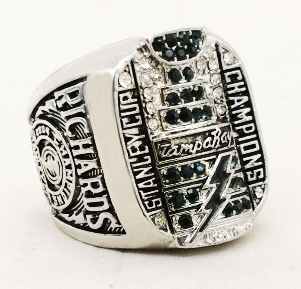 Tampa Bay Lightning Stanley Cup Ring (2004)