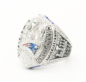 New England Patriots Super Bowl Ring (2019) - Tom Brady