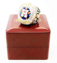 Load image into Gallery viewer, NEW Houston Astros World Series Ring (2017) - Players Ring