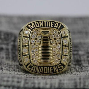 SPECIAL EDITION Montreal Canadiens Stanley Cup Ring (1956) - Premium Series