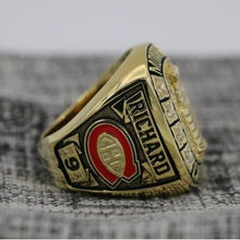 Load image into Gallery viewer, SPECIAL EDITION Montreal Canadiens Stanley Cup Ring (1956) - Premium Series