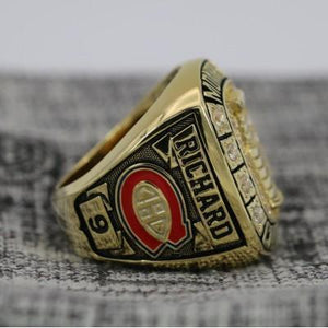 SPECIAL EDITION Montreal Canadiens Stanley Cup Ring (1958) - Premium Series