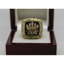 Load image into Gallery viewer, SPECIAL EDITION Pittsburgh Steelers Super Bowl Ring (2005) - Premium Series