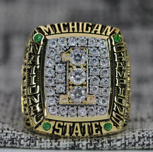 Load image into Gallery viewer, SPECIAL EDITION Michigan State Spartans College Basketball National Championship Ring (2000) - Premium Series