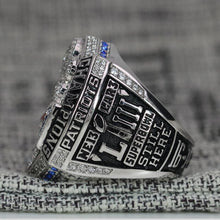 Load image into Gallery viewer, SPECIAL EDITION New England Patriots Super Bowl Ring (2019) - Premium Series