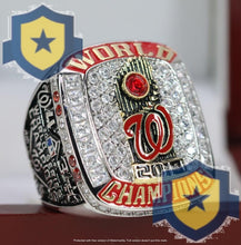 Load image into Gallery viewer, SPECIAL EDITION Washington Nationals World Series Fan Ring (2019) - Premium Series