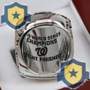 SPECIAL EDITION Washington Nationals World Series Fan Ring (2019) - Premium Series