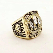 Load image into Gallery viewer, San Francisco 49ers Super Bowl Ring (1988)
