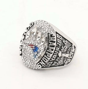 New England Patriots Super Bowl Ring (2015)