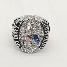 Load image into Gallery viewer, New England Patriots Super Bowl Ring (2015)