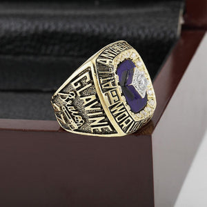 Atlanta Braves World Series Ring (1995) - MLB - Championship Flagz For Fans