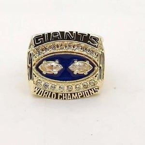 New York Giants Super Bowl Ring (1990)