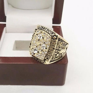 Pittsburgh Steelers Super Bowl Ring (1978) - NFL - Championship Flagz For Fans