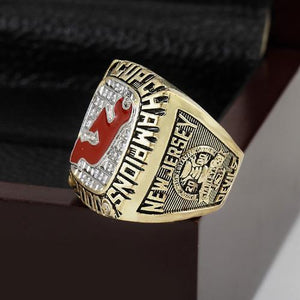 New Jersey Devils Stanley Cup Ring (2000) - Premium Series
