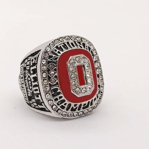 Ohio State Buckeyes College Football National Championship Ring (2014) - Ezekiel Elliott