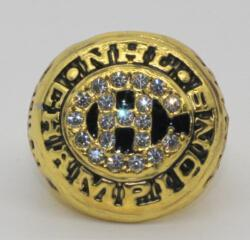Montreal Canadiens Stanley Cup Ring (1977)