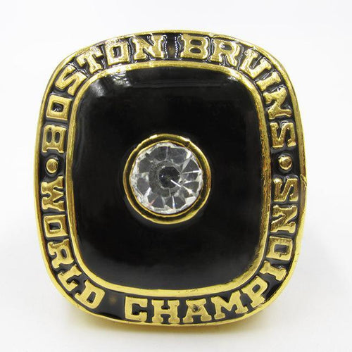 Boston Bruins Stanley Cup Ring (1970) - NHL - Championship Flagz For Fans