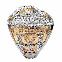 Load image into Gallery viewer, Pittsburgh Penguins Stanley Cup Ring (2017) - Sydney Crosby - NHL - Championship Flagz For Fans