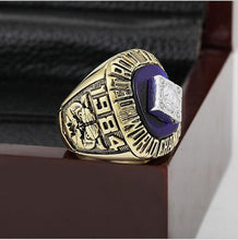 Load image into Gallery viewer, Detroit Tigers World Series Ring (1984) - MLB - Championship Flagz For Fans