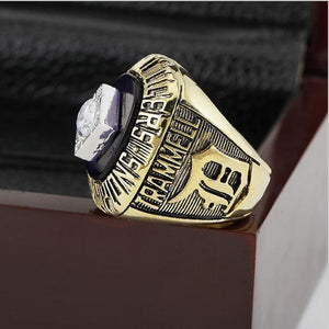 Detroit Tigers World Series Ring (1984) - MLB - Championship Flagz For Fans