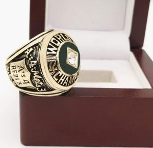 Oakland Athletics World Series Ring (1973) - Premium Series