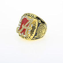 Load image into Gallery viewer, Alabama Crimson Tide College Football National Championship Ring (2009) - Nick Saban - NCAA - Championship Flagz For Fans
