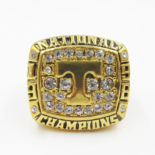 Tennessee Volunteers College Football National Championship Ring (1998) - NCAA - Championship Flagz For Fans