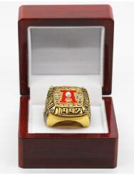 Alabama Crimson Tide College Football National Championship Ring (1992) - George Teague - NCAA - Championship Flagz For Fans