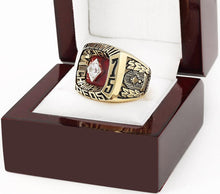 Load image into Gallery viewer, Cincinnati Reds World Series Ring (1975) - MLB - Championship Flagz For Fans