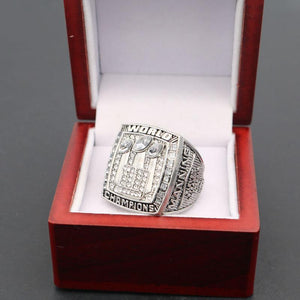 New York Giants Super Bowl Ring (2007) - Manning