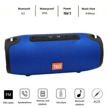 Load image into Gallery viewer, Bluetooth Speaker column Wireless portable sound box 20W stereo subwoofer fm radio boombox usb sound box pc soundbar for xiaomi