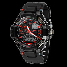 Load image into Gallery viewer, Multifunction Summer Style Waterproof Relojes Beach Digital Sports Watch Fashion Mens Boys Relogio Electric Wist Watches
