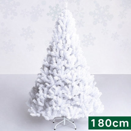 180cm Christmas tree white artificial Christmas tree ornaments Christmas decorations for home Christmas ornaments free shipping