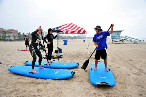 Group Stand Up Paddleboard SUP Gift Certificates