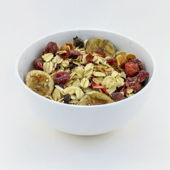 Mixed Berry Live Oat Meal