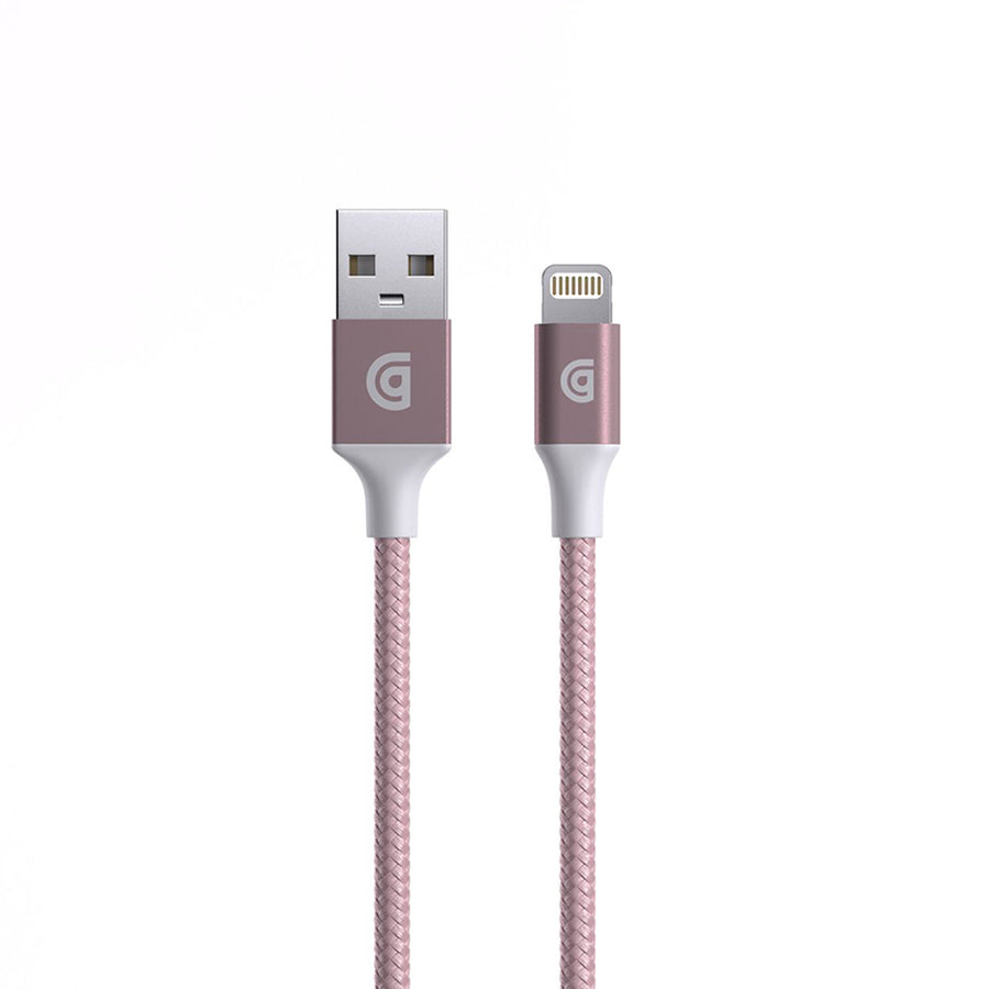 Extra-Long Premium Braided Lightning Cable, 10 Ft.