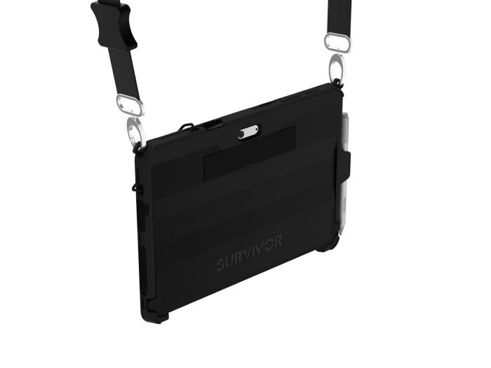 Survivor Slim for Surface Go (w/ Shoulder Strap) - Black