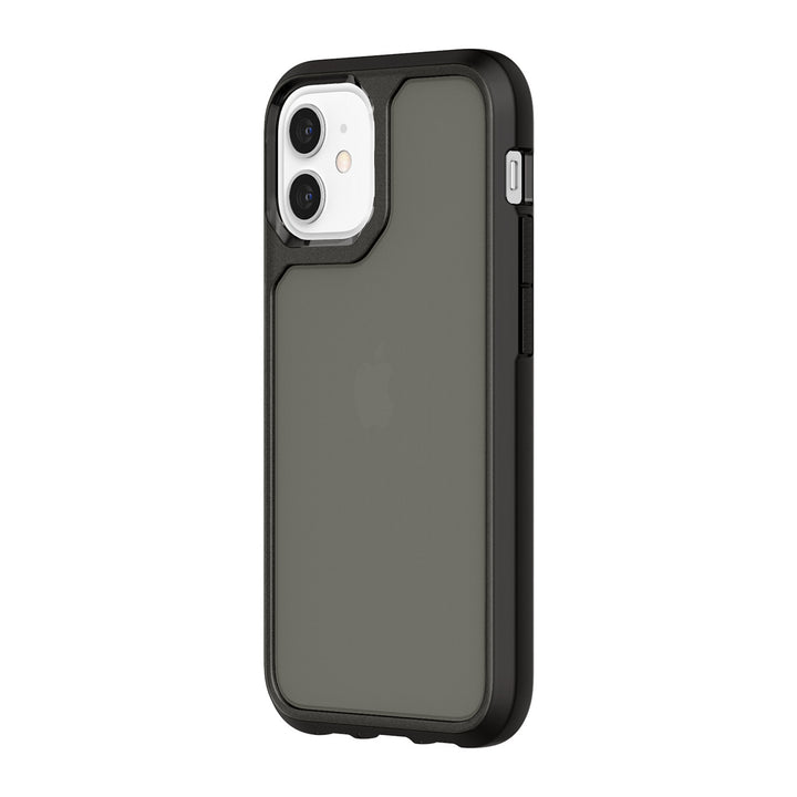 Black/Black | Survivor Strong for iPhone 12 mini