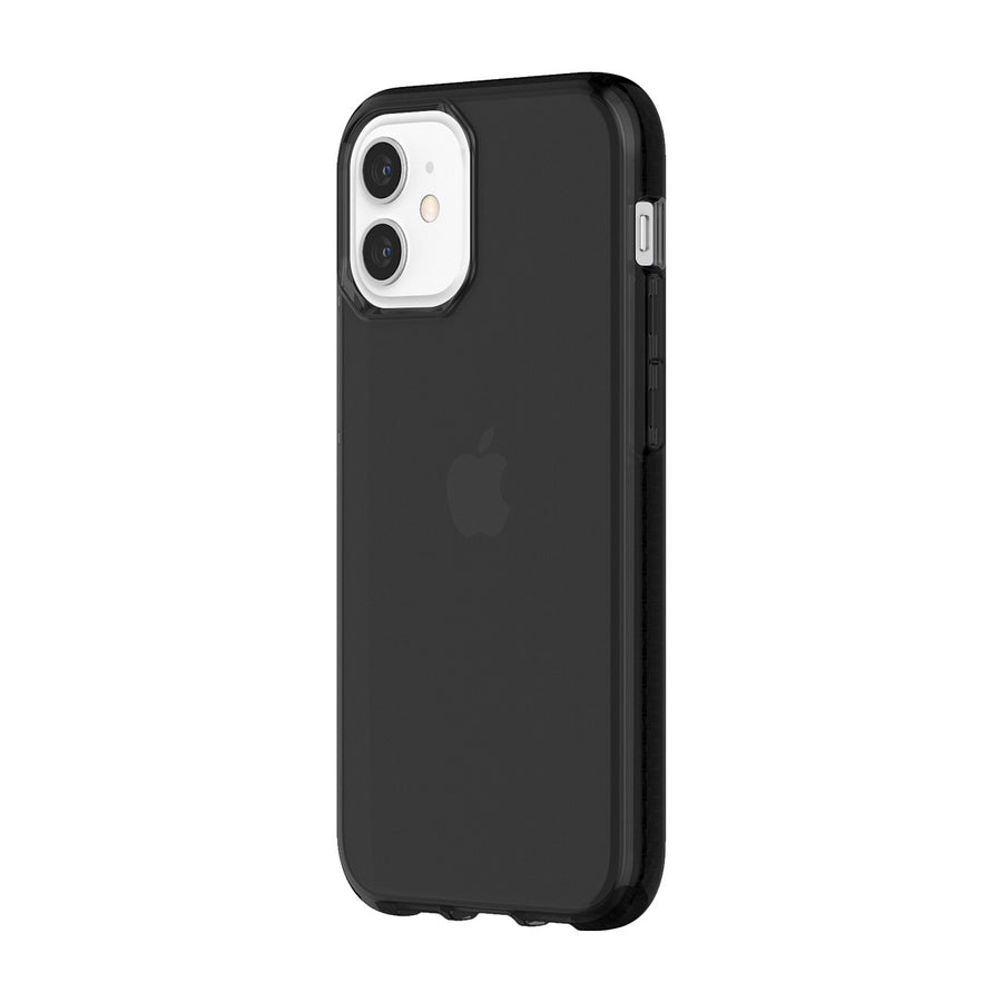 Black | Survivor Clear for iPhone 12 mini