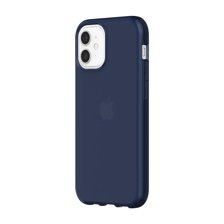 Navy | Survivor Clear for iPhone 12 mini