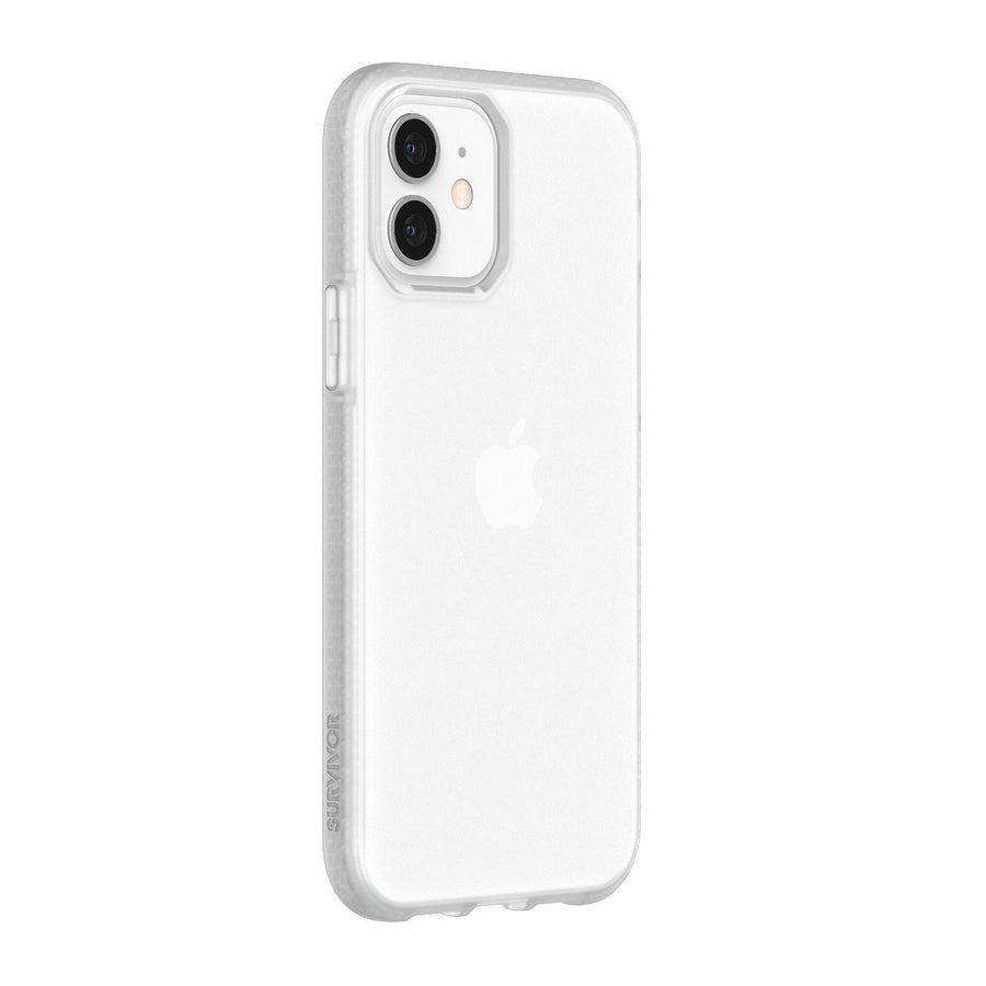 Clear | Survivor Clear for iPhone 12 & iPhone 12 Pro