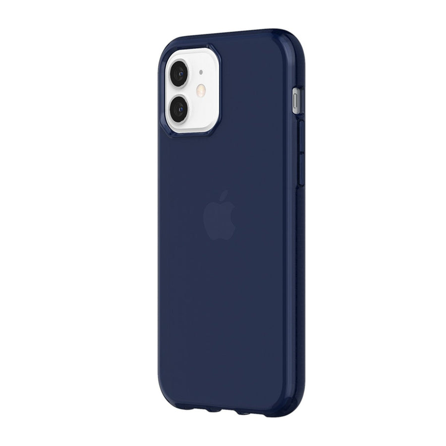 Navy | Survivor Clear for iPhone 12 & iPhone 12 Pro