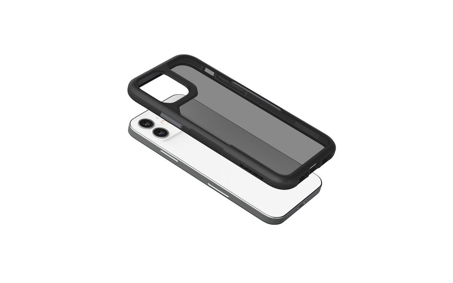 Black/Gray/Smoke | Survivor Endurance for iPhone 12 & iPhone 12 Pro