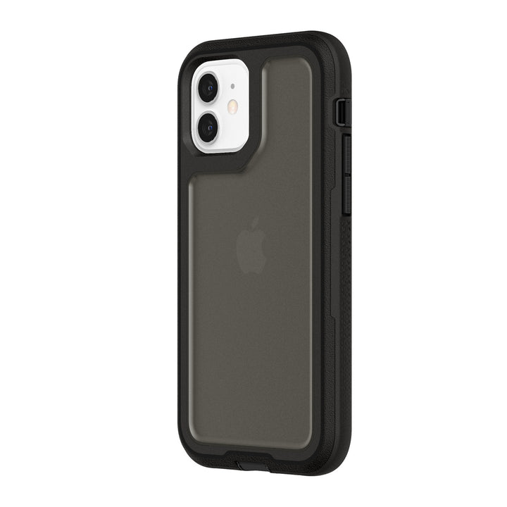 Asphalt Black/Black | Survivor Extreme for iPhone 12 & iPhone 12 Pro