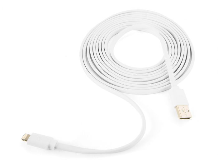Extra-Long USB To Lightning Connector Cable