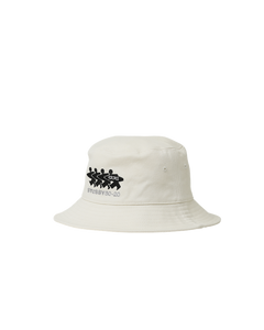 CDG X STÜSSY CANVAS BUCKET HAT