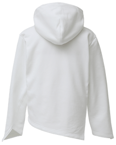 BIAS HOODED SWEATSHIRT